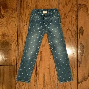 Like New Crazy 8 Heart Jeans